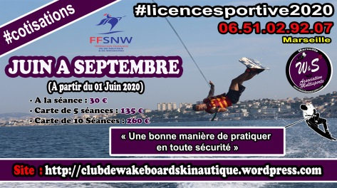 2020 Les Htags Licence Sportive Summer 2020 (2)